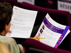 """Programme et biographies des intervenants du colloque """"Bilan et perspectives de l'évaluation de l'ESRI : 2015-2025"""""""
